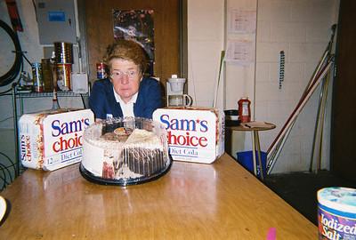 Birthday Celebration at Work