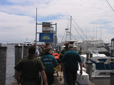 6/19/2005 Marine Call with Lifestar