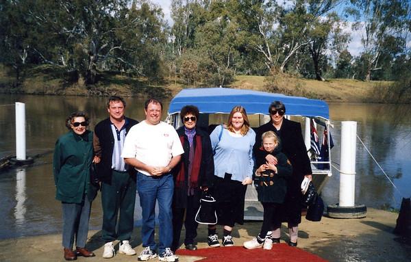 2000 Murumbidgee Boat Trip