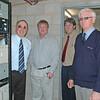 at Coolamon: David Font, Chris Jacobson, Tony Donoghue, Gerard Bradley