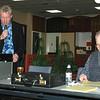 Our MC Laurie Evans & Jack Moffatt