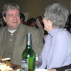 Steven Spink & Judy Stubbs having a chat
