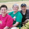 Jenny Hillier, Lois Cabot, David Font