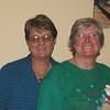 Bev Haberecht and Lois Cabot