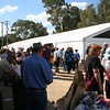 Some of the crowd at Henty this year...