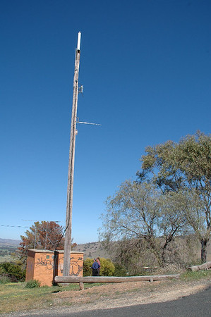 29/9/06 Proposed new transmitter location: Gundagai