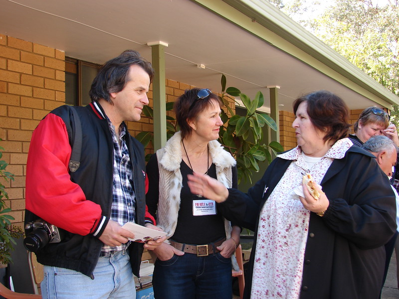 Rod, Jenny & Val