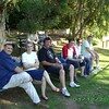 Peter, Judy, Mick, Leigh, Clint and Chris all enjoying the day...