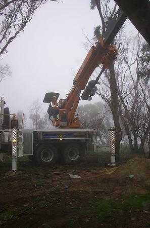 5/6/07 South Wagga Transmitter