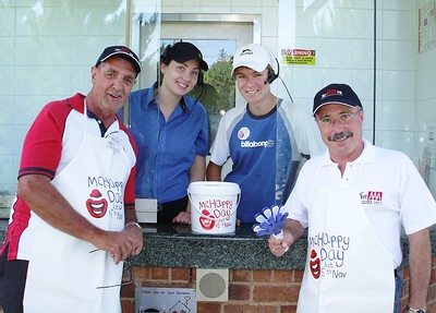 15/11/08 McHappy Day