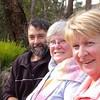 Rod Dooner, Lois Cabot and Gail Edyvean
