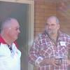 Paul Greentree and Glen Finigan