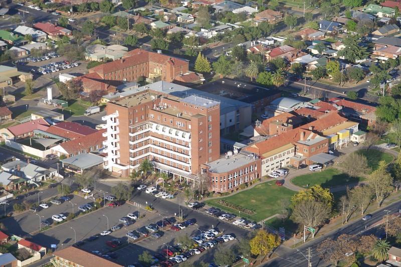 Wagga Base Hospital