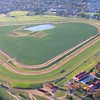 The MTC Racecourse looking fine in the early light.