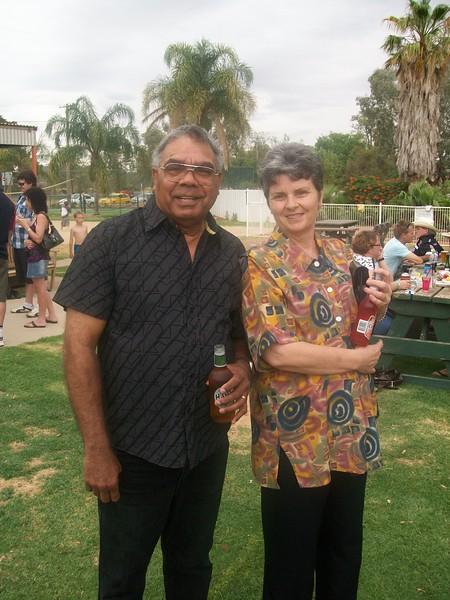 Bob & Jenny Egan