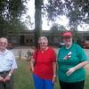 Alan & Nancye Evans & Janette Cabot