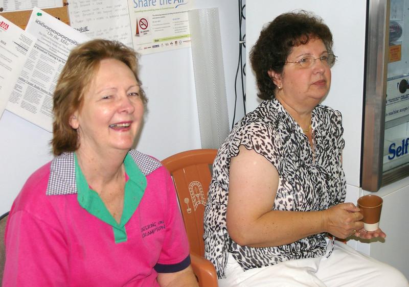 Beryl and Gina