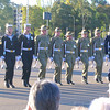 Australia's Federation Guard put on a great drill display