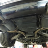 Some views of the stock exhaust