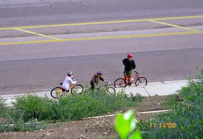 11/11/2000 - Biking Merit Badge Event