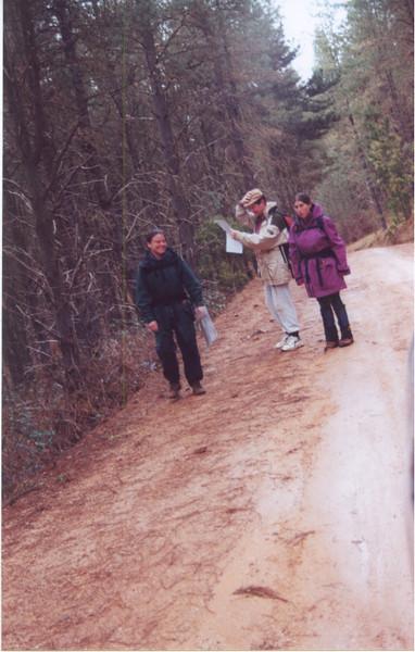 Dione Smith, Don Bone & Hannah Parris