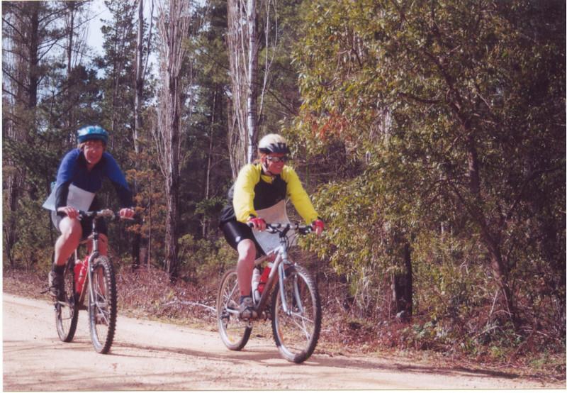 Rochelle O'Hagan & Mel Frost