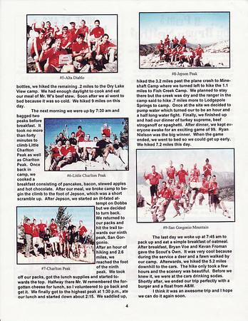 September 2000 Troop Talk - Volume 1, Issue 8
