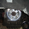Installed UR Underdrive pulley.