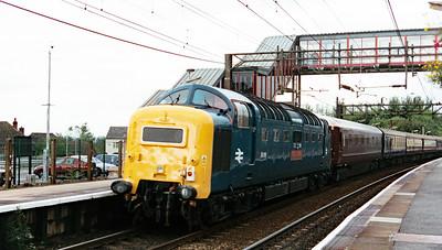 55 019 at Runcorn on 6th October 2000