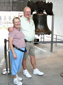 2005-09-24 | Philadelphia - Donna & Rick