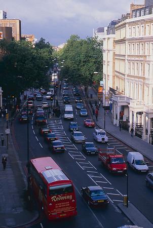 Street scene, London