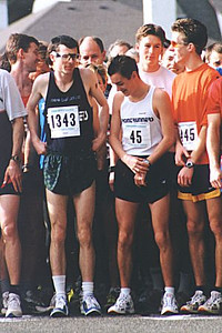2000 Hatley Castle 8K - David Matte and Nick Walker