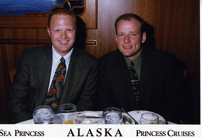 2000 - July Alaskan Cruise