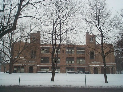High School in the Snow