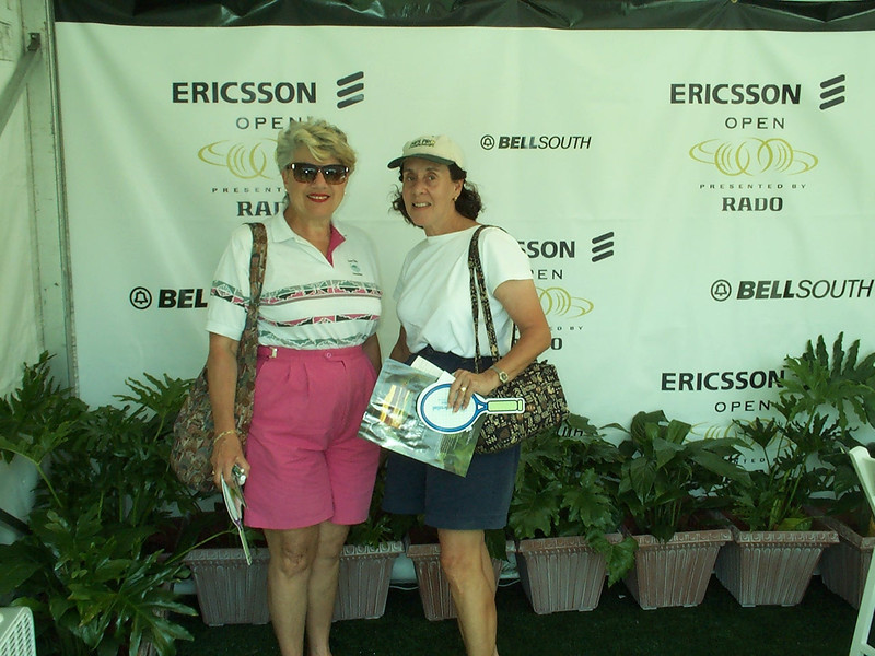 03 Janie & Joanie - Florida Tennis Tournament