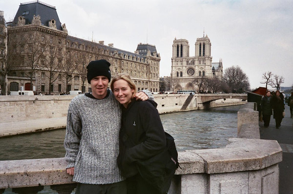 2000.03 Europe Spring Vacation