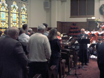 Adult Choir Christmas Concert