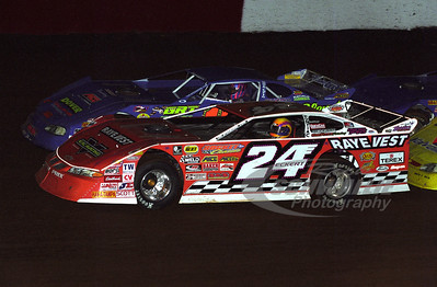 24 Rick Eckert and 17 Dale McDowell