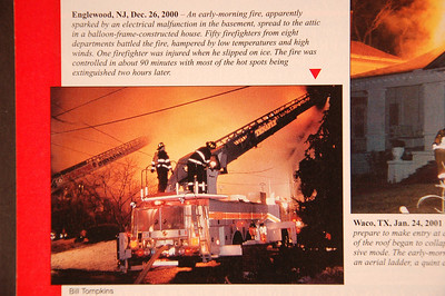 Firehouse Magazine - April 2001