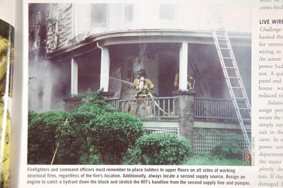 Fire Rescue Magazine - February 2001