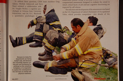 Firehouse Magazine - July 2011