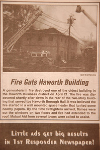 1st Responder Newspaper - July 2000