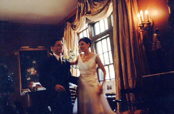 Janel and Danny Reception 2000