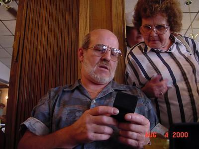 Mom and Johnnie's Wedding - Fort Dodge, IA