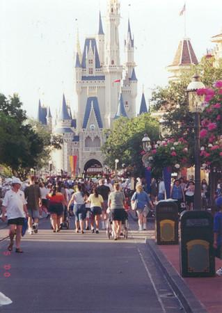 Orlando, FL Family Trip 2000