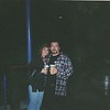 Jeff and I at Ozzfest - Oct 2000