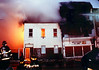Paterson 2-6-00 : Paterson 3rd alarm at Main and Mary Streets on 2-6-00.
