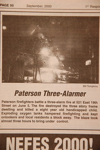 1st Responder Newspaper - September 2000