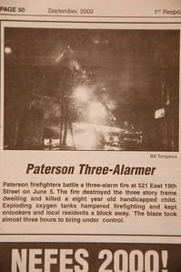 1st Responder Newspaper - September 2000