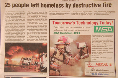 1st Responder Newspaper - December 2000